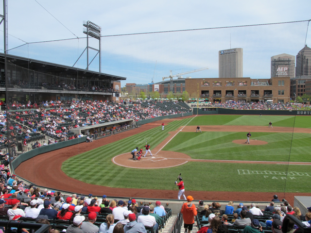 Columbus Clippers | Arena District