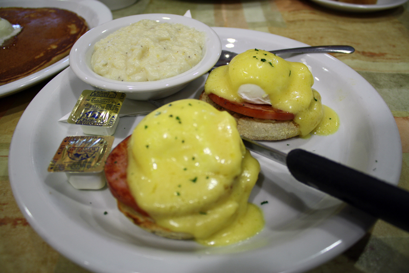 Eggs Benedict | Sunny Street Cafe | Arena District